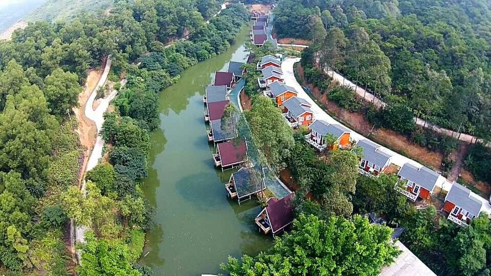 九江双蒸博物馆,鹤山古劳水乡泛舟赏荷,色色中国环球.